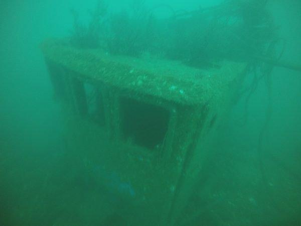 Barcos Hundidos en Galicia