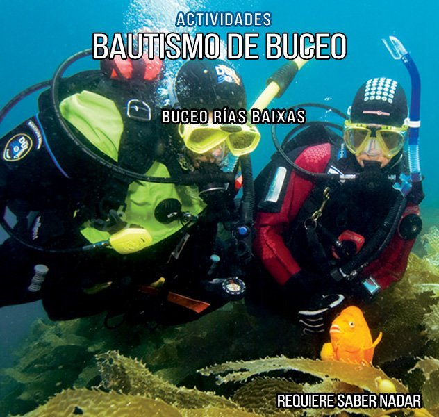 Bautismo de Buceo