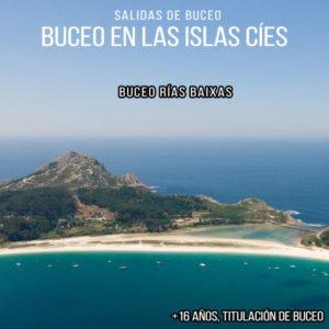 Buceo en las Islas Cíes
