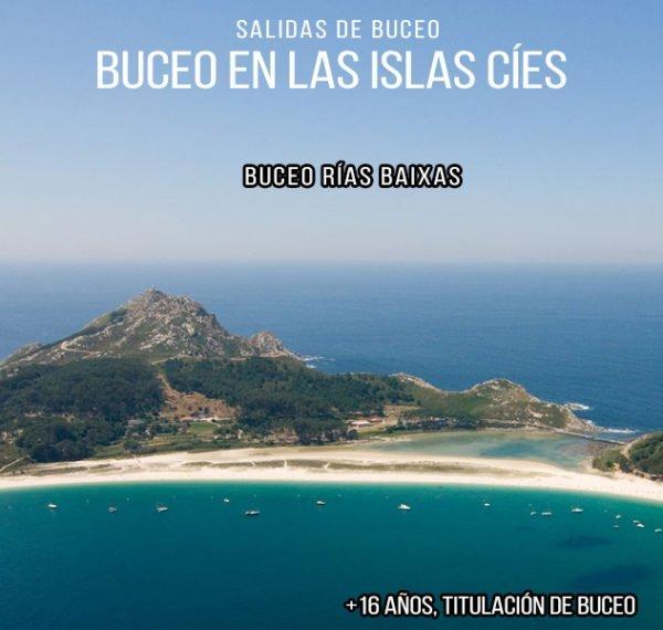 Buceo Islas Cíes