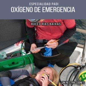 Suministrador de Oxígeno de Emergencia