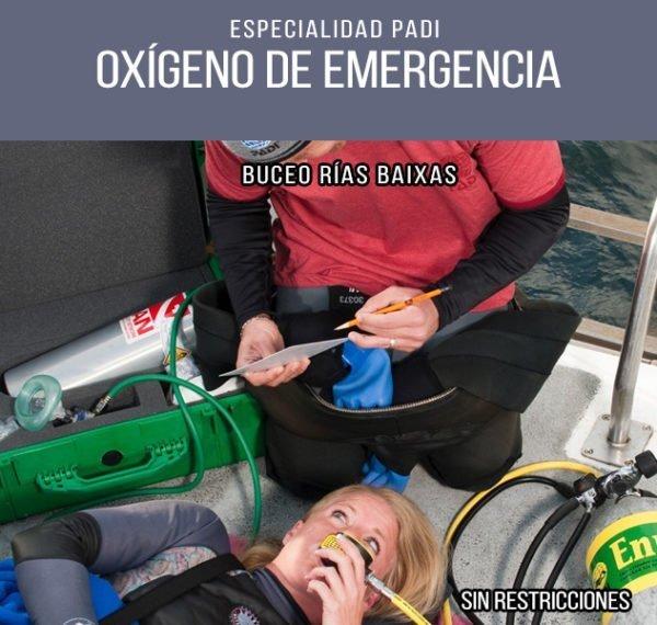 Oxígeno de Emergencia