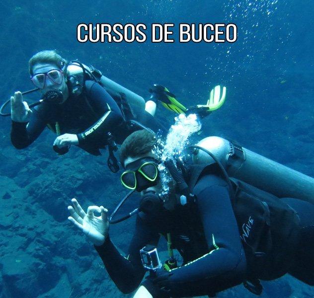 Cursos de Buceo