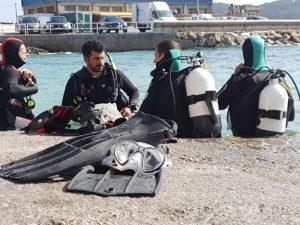 Comprar equipo de buceo en Galicia
