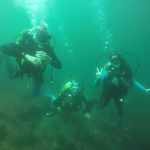 Curso Open Water buceo