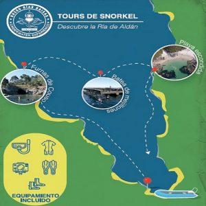 Tours Snorkel